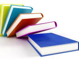livros caindo