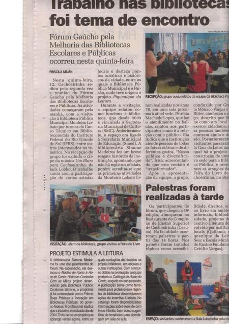 forum cachoeirinha